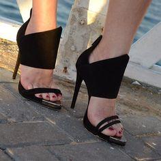 1a60daf8dd1d Schutz heels. Great designer! Sexy Sandals