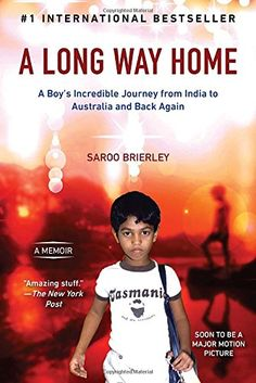 A Long Way Home: A Memoir by Saroo Brierley https://smile.amazon.com // recommended by Allison from WNU.