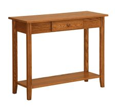 A small table ideal for the bedside derived from a shaker for P s furniture concord vt