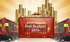 Rail Budget 2016: No Change in Rail Fair, 4 New Train will Running & also Increases the train speed.