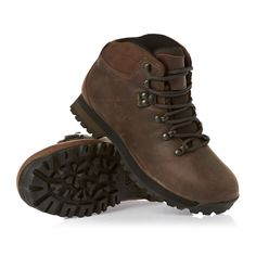 Brasher Hillwalker II GTX Womens Hiking Boots - Chocolate