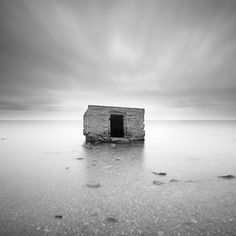 Lost in Time: Fantastic Black and White Seascapes by Yalçın Varnalı — Photography Office Very Nice Images, Photography Office, Going To Rain, Long Exposure, Scenery, Fine Art, Black And White, Landscape, Digital
