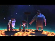 "TONY FUCILE : voice actor -----This Little Known Pixar Short Film ""La Luna"" Is Definitely One Of The Best"