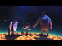 "This Little Known Pixar Short Film ""La Luna"" Is Definitely One Of The Best"