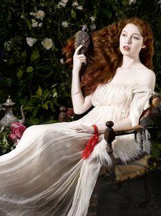 Donna-Stevens+-+Rossetti-Series-03.jpg (750×1006)