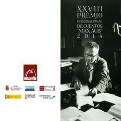 "XXVIII Premio de Cuentos ""Max Aub"""