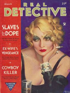 pofoz March 1934 issue cover art by Marland Stone Seattle Mystery Bookshop Real Detective, Pulp Magazine, Magazine Covers, Ex Wives, Pulp Art, Pin Up Art, Pulp Fiction, Cover Art, Twitter