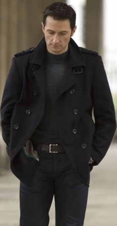 Nice jacket! (Richard Armitage Lucas North Spooks)