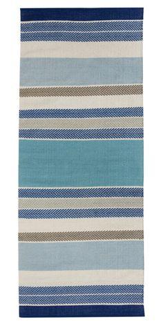 Vallila Interior - rugs Marjaniemi sininen matto matot kevät kesä 2015 ss15