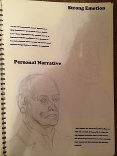 Strong Emotion And Personal Narrative (Museum)