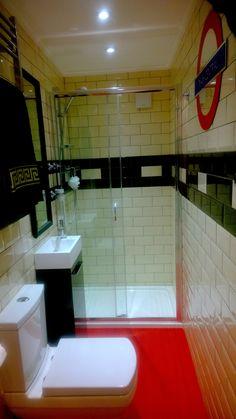 My London Underground Bathroom