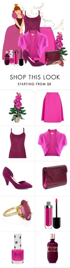 """""""DISNEY iNSPIRATION"""" by dgia ❤ liked on Polyvore featuring Nearly Natural, Disney, Topshop, Missoni, Michael Kors, Jimmy Choo, Marc Jacobs and Givenchy"""