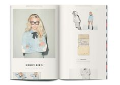 "Zanerobe lookbook by State of Tomorrow. Makes me want to start a new board called ""dream places to work."" #publication"