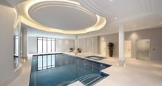 Indoor Swimming Pool Design & Construction Company - Falcon Pools, Surrey
