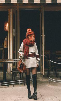 Fashion outfits grunge le happy 69 Best ideas Source by biancadriana ideas grunge Grunge Outfits, Boho Outfits, Fall Outfits, Cute Outfits, Fashion Outfits, Fashion Styles, Fashion Boots, Le Happy, Post Pregnancy Fashion