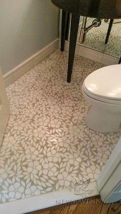 Jacqueline Mosaic Floor | New Ravenna