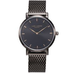 122.55$  Buy now - http://aliw1e.worldwells.pw/go.php?t=32788557511 - Fashion Denmark simple women watches quartz watch casual wristwatch women's wrist watch black stainless steel band 122.55$