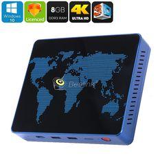 Beelink Mini Pc Licensed Windows 10 Intel Apollo Lake Cpu Ram Intel Hd Graphics 500 S Windows 10 Operating System, Best Online Clothing Stores, Mini Pc, Electronics Gadgets, Sd Card, Good Movies, Quad, Apollo