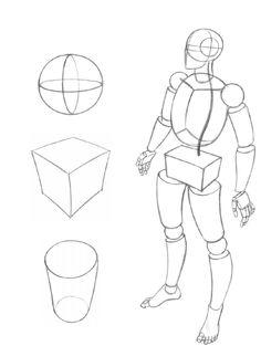 How to Draw a Human Head, Draw Human Heads, Step by Step, Head ...