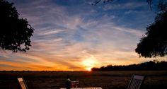 Waterberg sunset