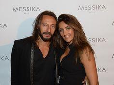Famous DJ Bob Sinclar and Valerie Messika