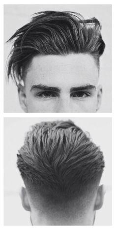men / Männer - haircut / Haarschnitt - pure hairstyle - wir schaffen kreative Frisuren - verwöhnen mit aktuellen Frisurentrends 2016 - Expe...
