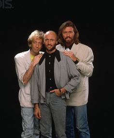 The Bee  Gees  cool photo <3