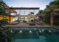 Luxus Villa Limantos in São Paulo – lichtdurchflutet und farbenfroh