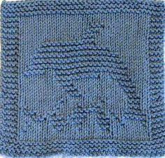 Knitting Pattern - DOLPHIN - PDF by ezcareknits for $2.85