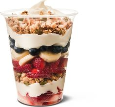 Red Mango Parfait Frozen