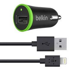 Lightning Cable and Car Charge