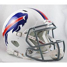 Riddell Buffalo Bills Revolution Speed Helmets