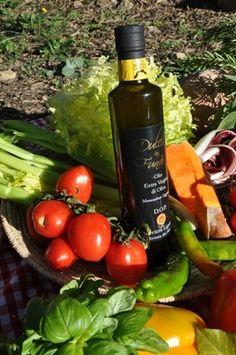 La dieta mediterranea e l'olio d'oliva Dulcis in Fundo