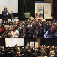 El Seminario del Día Nacional de la Energía convocado por el CACME.