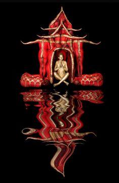 Les illusions Body Painting de Trina Merry - http://www.2tout2rien.fr/les-illusions-body-painting-de-trina-merry/