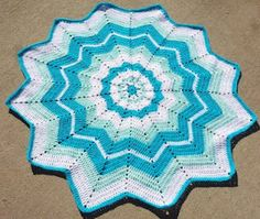 SmoothFox's Beginner's Round Ripple - Free Pattern