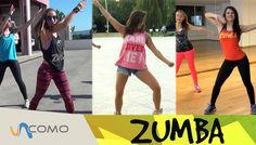 ¡Hoy en deportes unComo tenemos una clase completa de Zumba en español ! En este vídeo de Zumba, podrás ver una clase de zumba completa y en español. Ponte e...
