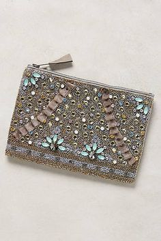 Myra Embellished Pouch