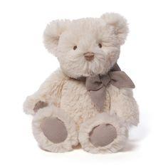 babyGUND Amandine Cream Bear Chime