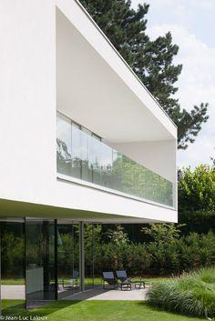 Luxury Home Decoration Ideas Refferal: 6145016143 Light Architecture, Contemporary Architecture, Architecture Design, Future House, My House, Villa Design, Modern House Design, Conception Villa, Interior Design Software