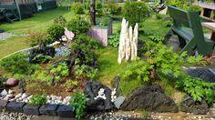종류석과 정원