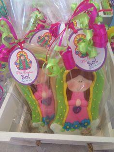 Virgencita plis cookies. Virgencita plis baptism.