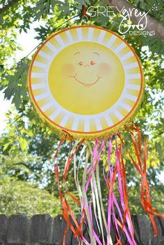 My Sweet Sunshine Party