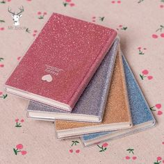 Creative PVC Notebook Paper Diary School Shiny Cool Kawaii Notebook Paper Agenda Schedule Planner Sketchbook Gift for kids Stationery Pens, School Stationery, Leather Travel Journal, Great Business Ideas, Creative Notebooks, Study Planner, Monthly Planner, Uñas Fashion, Notebook Paper