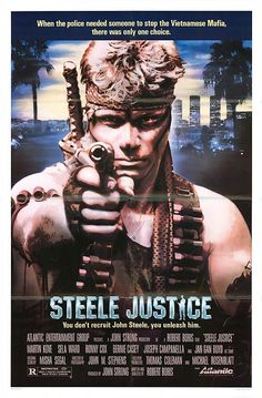 """You don't recruit John Steele, you unleash him."""