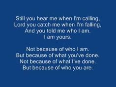 Casting crowns.<3