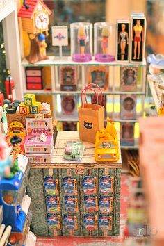 Miniature Toy Store 007: The Front Counter | Flickr - Photo Sharing!