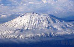 Килиманджаро – гора, которая тает