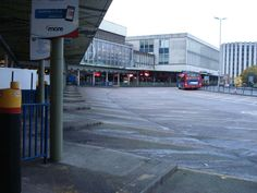 Poole Buses Bus Station, Bournemouth, Isle Of Wight, Buses, Street View, Places, Busses, Lugares