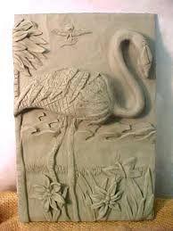clay bas relief - Google Search